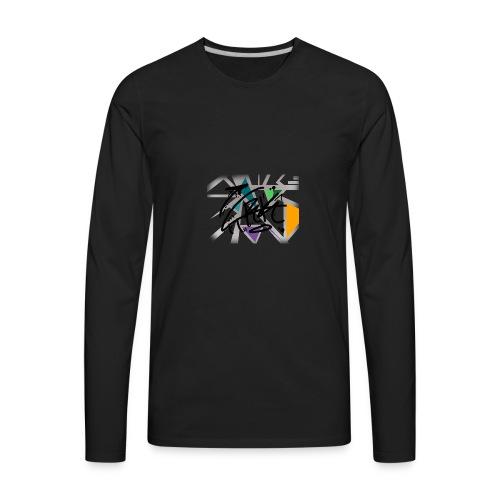 lasttt - Men's Premium Long Sleeve T-Shirt