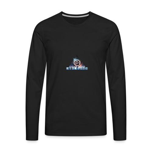 EYEKONIC LOGO - Men's Premium Long Sleeve T-Shirt