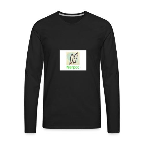Narpot's shirts - Men's Premium Long Sleeve T-Shirt