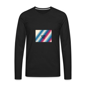 lumpzplaz D1 - Men's Premium Long Sleeve T-Shirt