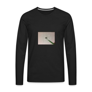 Plugged IN - Men's Premium Long Sleeve T-Shirt