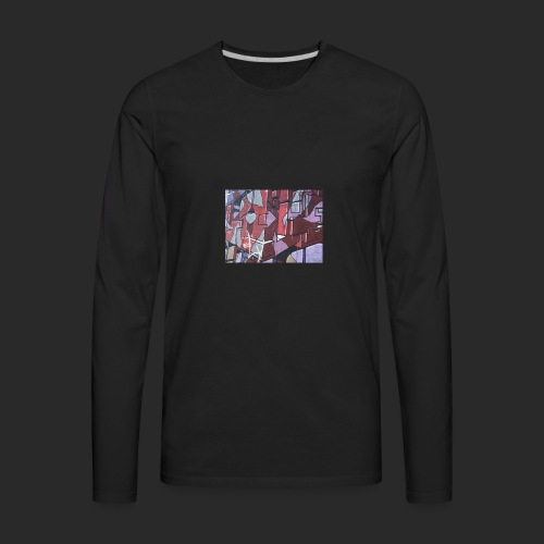 Tagged - Men's Premium Long Sleeve T-Shirt