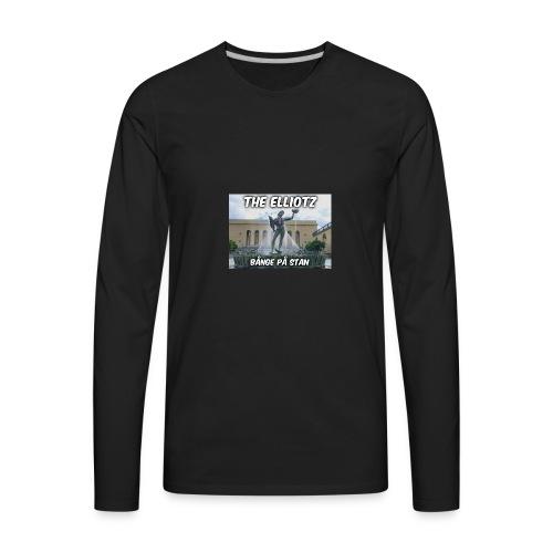 The Elliotz - BPS shirt! - Men's Premium Long Sleeve T-Shirt