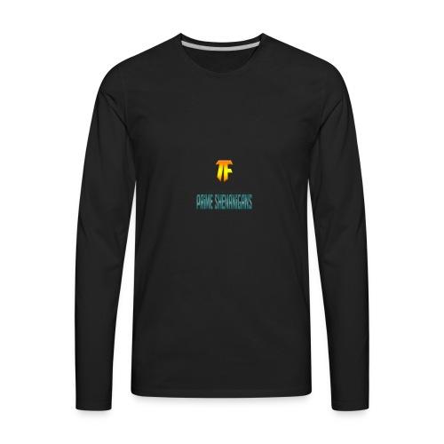 Trollfacer7 - Men's Premium Long Sleeve T-Shirt
