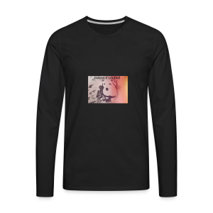Lennon believe in yourself - Men's Premium Long Sleeve T-Shirt