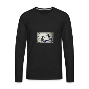 Lennon inspire - Men's Premium Long Sleeve T-Shirt
