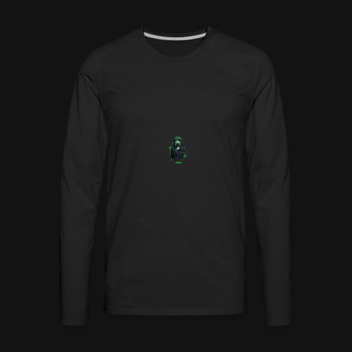 Infected_SP_Edition - Men's Premium Long Sleeve T-Shirt