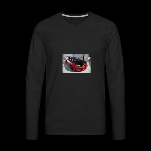 Bugatti Vitesse LOr Rouge 1 - Men's Premium Long Sleeve T-Shirt