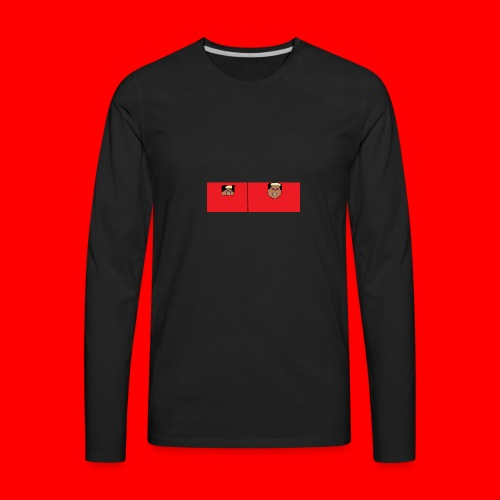 From Mining to Recording - Men's Premium Long Sleeve T-Shirt