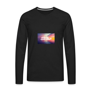 Stellar Sunset - Men's Premium Long Sleeve T-Shirt