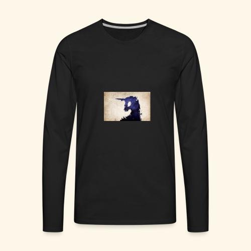 abcd - Men's Premium Long Sleeve T-Shirt