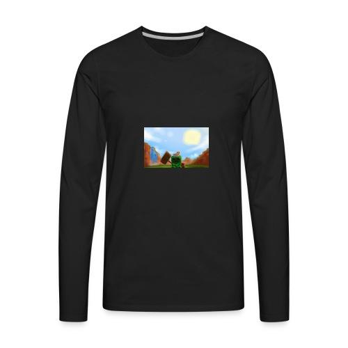 ShirtMine - Men's Premium Long Sleeve T-Shirt