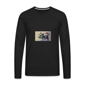 Nep and Friends - Men's Premium Long Sleeve T-Shirt