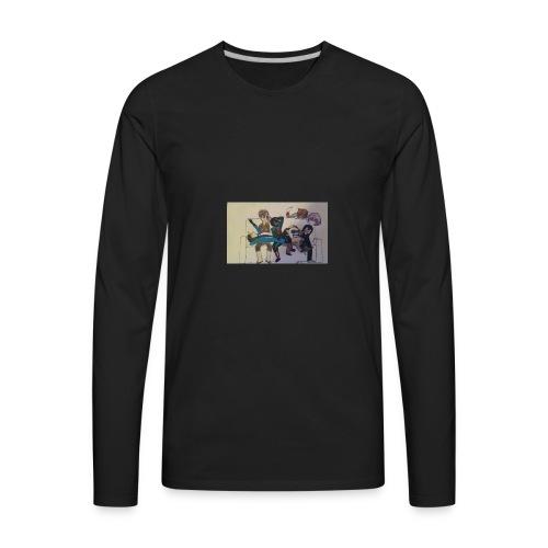 Nep and Friends - Men's Premium Long Sleeve T-Shirt