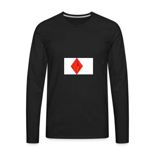firegem - Men's Premium Long Sleeve T-Shirt