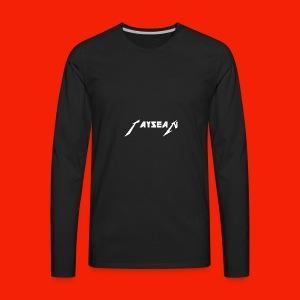Taysean youth - Men's Premium Long Sleeve T-Shirt