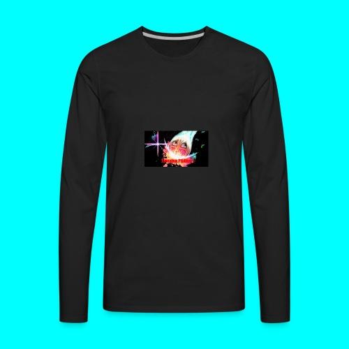 Cool banner - Men's Premium Long Sleeve T-Shirt