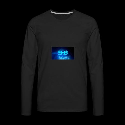 SMB - Men's Premium Long Sleeve T-Shirt
