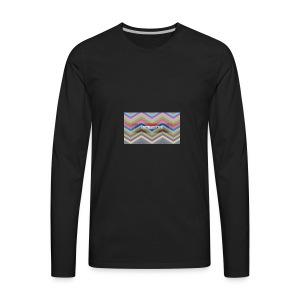 ICEY SHIRT - Men's Premium Long Sleeve T-Shirt