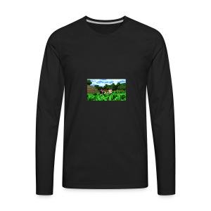 meeper - Men's Premium Long Sleeve T-Shirt