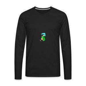 Felipe The Player - Men's Premium Long Sleeve T-Shirt