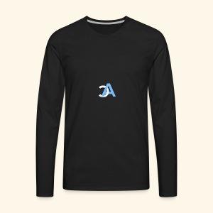 iamcodyandrew merch - Men's Premium Long Sleeve T-Shirt