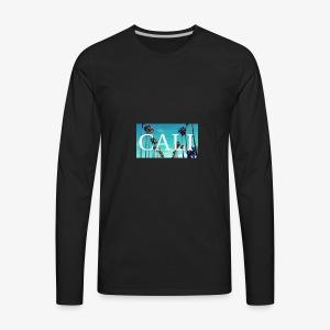CALI - Men's Premium Long Sleeve T-Shirt