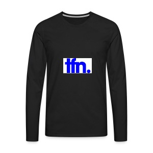 tfn logo 720x380 720x380 - Men's Premium Long Sleeve T-Shirt