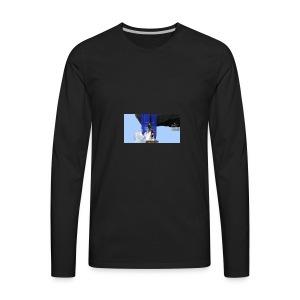 DiamondBoy Tee - Men's Premium Long Sleeve T-Shirt