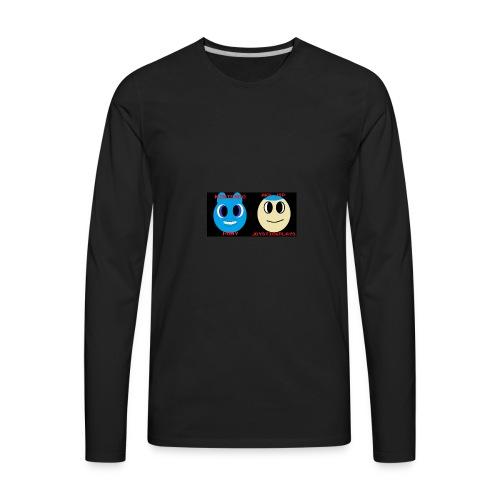 JSP and Nintendo Pony - Men's Premium Long Sleeve T-Shirt