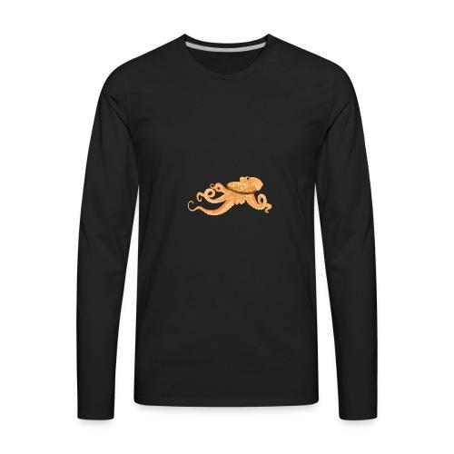 octo pie - Men's Premium Long Sleeve T-Shirt
