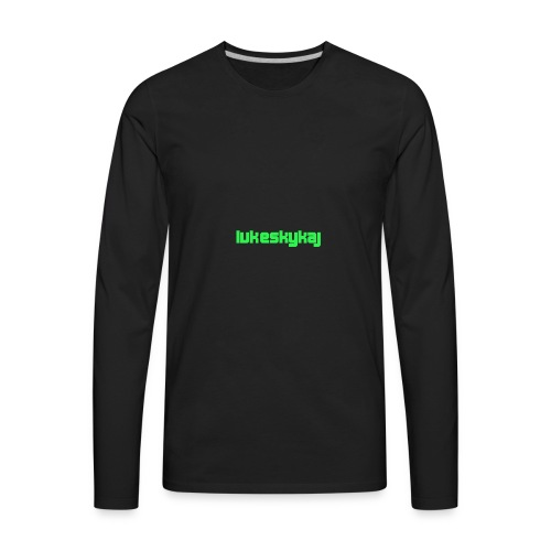 lukeskykaj - Men's Premium Long Sleeve T-Shirt