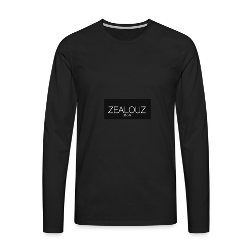 Untitled-3 - Men's Premium Long Sleeve T-Shirt