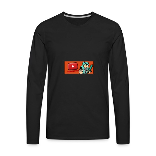 Spoodle's Subscribe Shirt - Men's Premium Long Sleeve T-Shirt