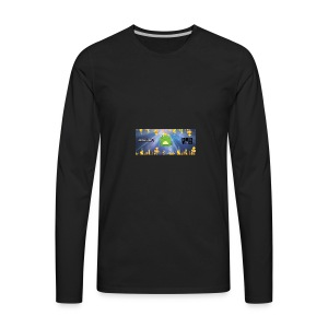 froggeyking10 - Men's Premium Long Sleeve T-Shirt