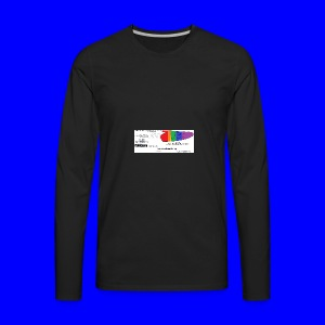 JBC logo history - Men's Premium Long Sleeve T-Shirt