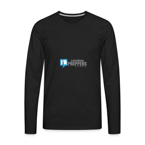 CPN-LOGO-01-outline2 - Men's Premium Long Sleeve T-Shirt