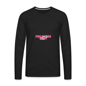Pink_Concept_2 - Men's Premium Long Sleeve T-Shirt