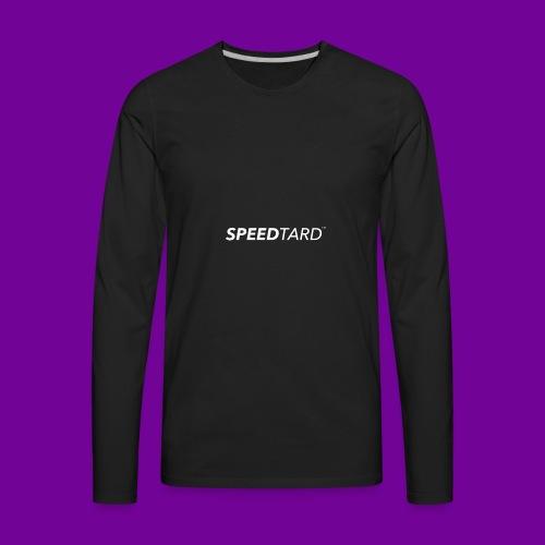 Speedtard shirts/jackets - Men's Premium Long Sleeve T-Shirt