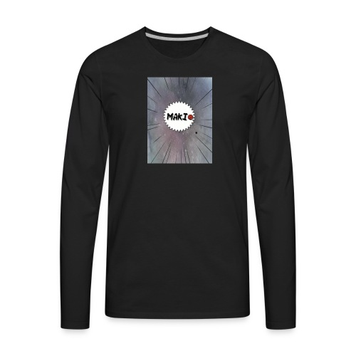 Maki shirt type 1 - Men's Premium Long Sleeve T-Shirt