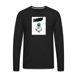 Mens_Merch(Size) - Men's Premium Long Sleeve T-Shirt