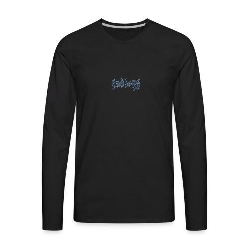 Sad Boys Yung Lean - Men's Premium Long Sleeve T-Shirt