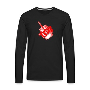 Ted s 2017v2 clean - Men's Premium Long Sleeve T-Shirt