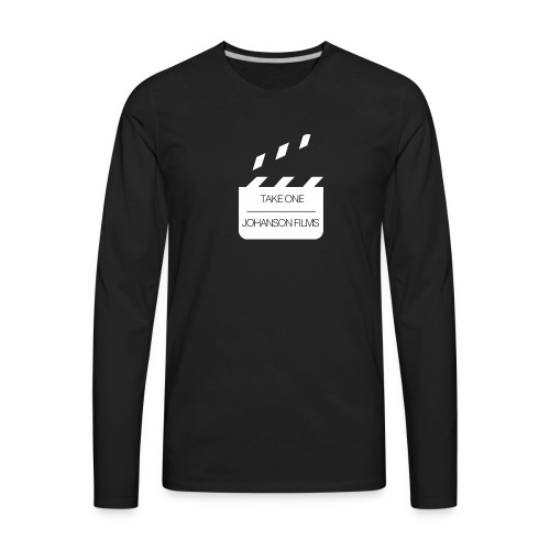 Johanson Films Tee - Men's Premium Long Sleeve T-Shirt