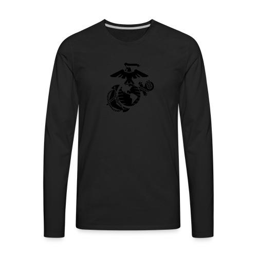 Marines - Men's Premium Long Sleeve T-Shirt
