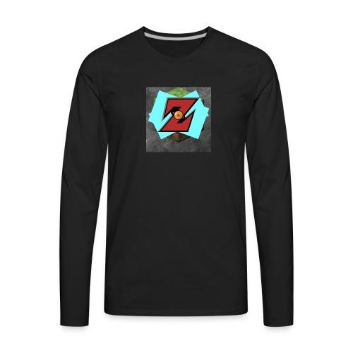 Zookalayle Merch!!! - Men's Premium Long Sleeve T-Shirt