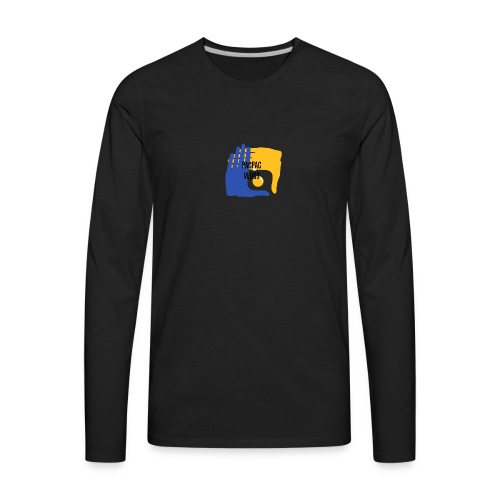 PACPAC VLOGS - Men's Premium Long Sleeve T-Shirt
