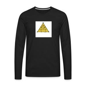 EP Logo - Men's Premium Long Sleeve T-Shirt