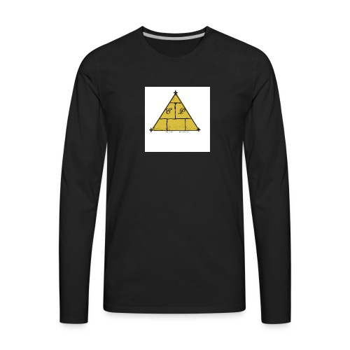 EP Logo - Men's Premium Long Sleeve T-Shirt