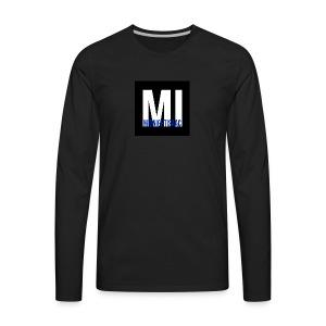 midnightisaac - Men's Premium Long Sleeve T-Shirt